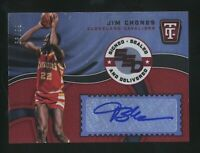 2017 Totally Certified JIM CHONES Auto Signed Sealed and Delivered /99 Cavaliers