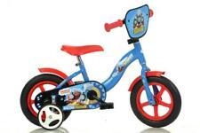 """Dino Thomas & Friends Blue Kids Boys Bike Bicycle 10"""" Mag EVA Wheel 108L-THO"""