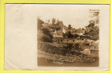 Devon - Combeinteignhead - Real Photo Postcard - 1908