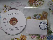 Shola Ama Chanelle Kele Le Roc IMAGINE Cancer Research UK Promo CD Single