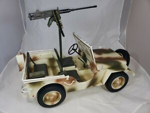 """Soldiers Of The World US Military Vehicle Jeep 1/6 scale for 12"""" formative intl"""