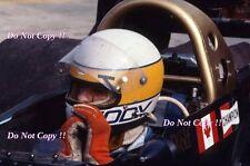 Jody Scheckter Wolf WR6 Canadian Grand Prix 1978 Photograph