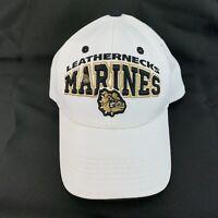 United States MARINES LEATHERNECKS TOW NCAA Adjustable Hat Cap Military USA