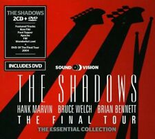 The Shadows Essential Collection 2 CDs & DVD Final Tour (Cardiff 2004)
