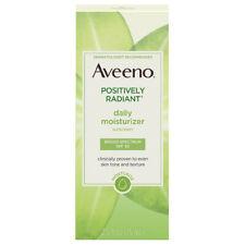 Aveeno Naturals Positively Radiant Daily Moisturizer SPF 30 2.5 oz.