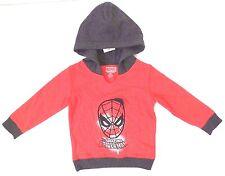 Marvel Comics The Amazing Spider-Man Boy's Stylish Hoodie Sweatshirt Size 2 NWT