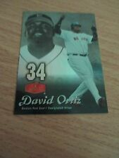 David Ortiz 2006 Flair Showcase #10  - Quality Card of Future Hall of Famer!!!