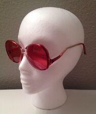 Vintage 80's Cognac Rx Hipster Eyeglasses Glasses Frames 52-16-140 Original