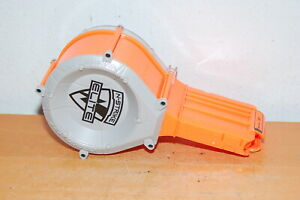 Nerf N-Strike Elite 25 Count Dart Clip Drum Grey Orange