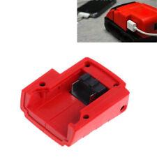 Puissance Chargeur USB Adaptateur pour Milwaukee M18/M12 chauffé 15-21V vestes