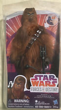 Star Wars Forces of Destiny Roaring CHEWBACCA Hasbro 2017 New Sealed