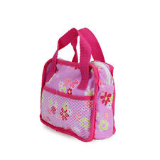 Meired flower bag Wearfor 43cm Baby Born zapf accessories (only sell bag)