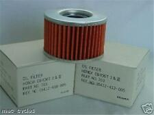 Honda Oil Filter CX400  2 pcs New *413*