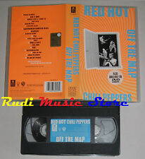 VHS RED HOT CHILI PEPPERS Off the map 2001 WARNER 7559 38530-3 no cd mc (VM5)