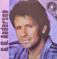 """G. G. ANDERSON - 7"""" Vinyl 1988 AMIGA Quartett 556191"""