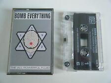 BOMB EVERYTHING THE ALL POWERFUL FLUID CASSETTE TAPE DEVOTION UK 1992