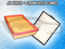 AIR FILTER CABIN FILTER COMBO FOR 2001 2002 HYUNDAI ACCENT