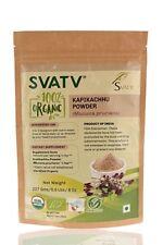 SVATV Kapikacchu Puder (Mucuna pruriens) USDA / EU zugelassenes organisches 227g