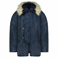 Alpha Industries N3B Extreme Cold Weather, Waterproof Flight Parka