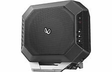 "New Infinity BASSLINK DC 200 Watt 10"" Powered Amplified Subwoofer Box Car Marine"