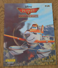 Panini Planes Sticker Serie 2 Disney Leeralbum Sammelalbum Album