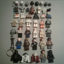 LEGO Star Wars Assorted Minifigures, Parts & Accessories Bulk Lot