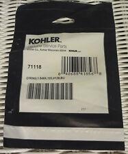 New listing Kohler Genuine Part O' Ring 71118 Brand New, Sealed Upc 040688418568