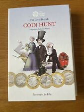 More details for the great british coin hunt £2 album