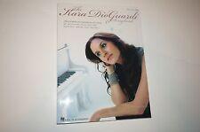 The Kara DioGuardi Songbook Piano Vocal Sheet Music Lyrics 19 Pop Songs Book NEW