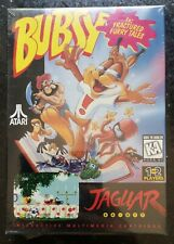 Bubsy in Fractured Furry Tales - Atari Jaguar - New & Sealed!