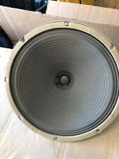 """vintage speaker 12"""" 6 Ohm. Tested And Works Perfect! Anico"""