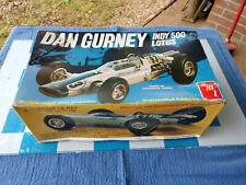 1963 Dan Gurney Lotus Indy car vintage amt model car kits