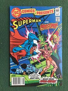 DC Comics Presents #45 Superman and Firestorm Bronze Age vf