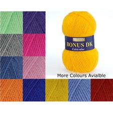 Sirdar Hayfield Bonus DK Yarn 50g Ball Knitting Crochet Acrylic Extra Value Wool