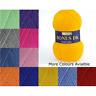 Sirdar Hayfield Bonus DK Yarn 50g Ball Knitting Crochet Knit Acrylic Extra Value