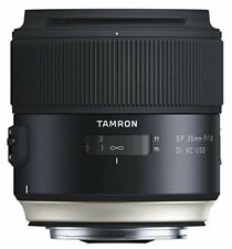 Tamron SP 35 F 1.8 VC di Monture Canon