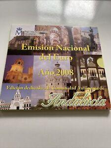 LIQUIDATION Série Coffret BU Espagne 2008 Andalousie A Prix Liquidation