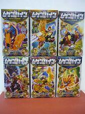 Mugenbine Machine Robo Mugen Ashura (Candy toys) Box of 6