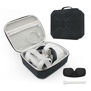 Portable VR Storage Bag Protective Carrying Case for Oculus Quest 2 VR Headset