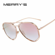 Anti-Reflective Retro Metal Frame Sunglasses & Sunglasses Accessories for Women