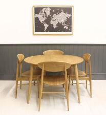 Ercol Oak Kitchen Table & Chair Sets