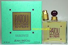 Patou Forever By Jean Patou 1.6/1.7oz. Edt Spray For Women New In Box