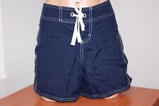 """NWT Tommy Bahama swimsuit cover up Board shorts Sz S Mare Navy 5"""" inseam"""