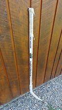"Vintage Wooden Handle CANADIEN JUNIOR 45"" Long Hockey Stick Plastic Blade"
