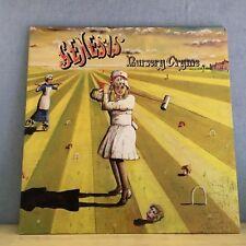 GENESIS Nursery Cryme 1983 UK VINYL LP BLUE CHARISMA Excellent Condition  A