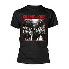 Killing Joke 'Pope' Black T shirt - NEW
