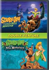 Scooby Doo And The Loch Ness Monster / Scooby Doo & The Sea Monsters (Dvd,2016)