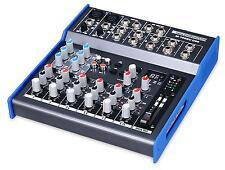 10-KANAL USB STUDIO MISCHPULT PA MIXER DIGITAL EFFEKT RECORDING PHANTOMSPEISUNG