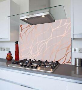 Printed Kitchen Glass Splashback - Toughened & Heat Resistant Cooker Panel 1037