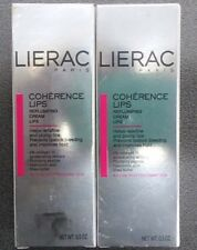 (PACK of 2) LIERAC Paris Coherence Lips Replumping Cream, 0.5 oz Ea